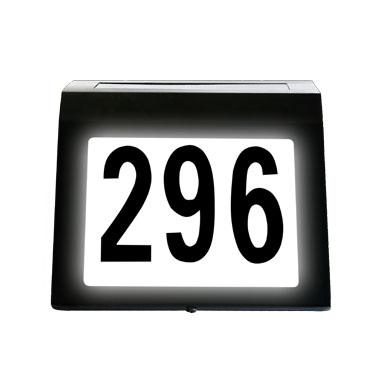 Número de llums de la casa solar
