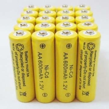 Batería recarregable