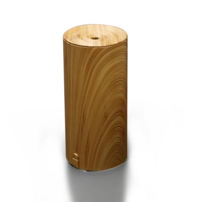 Difusor d'oli essencial real de bambú Difusor d'aromateràpia ultrasònica Difusor d'aroma fresc de boira